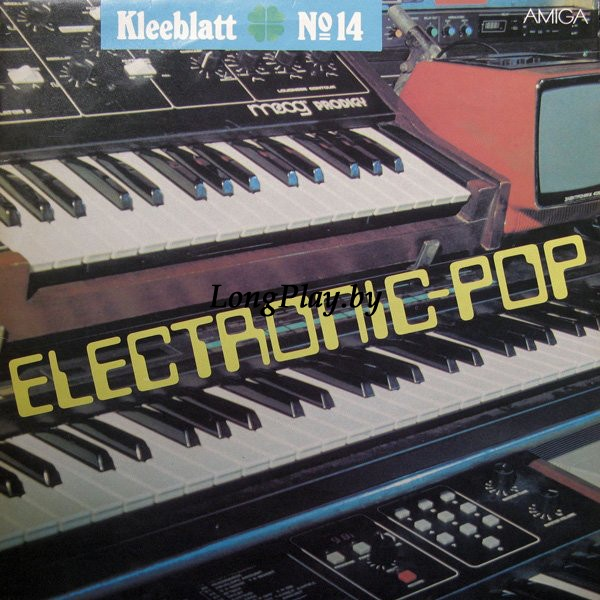 Various  - Kleeblatt № 14 - Electronic-Pop