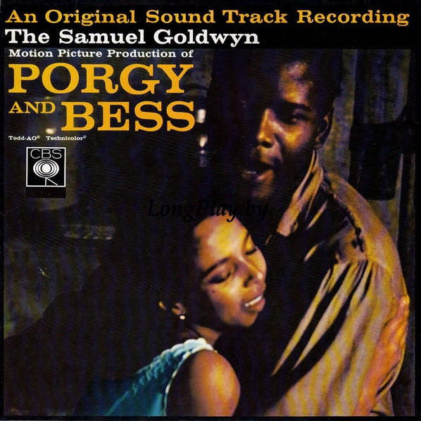 Various - The Samuel Goldwyn Motion Picture Production Of Porgy And Bess