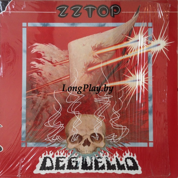 ZZ Top ‎ - Degüello