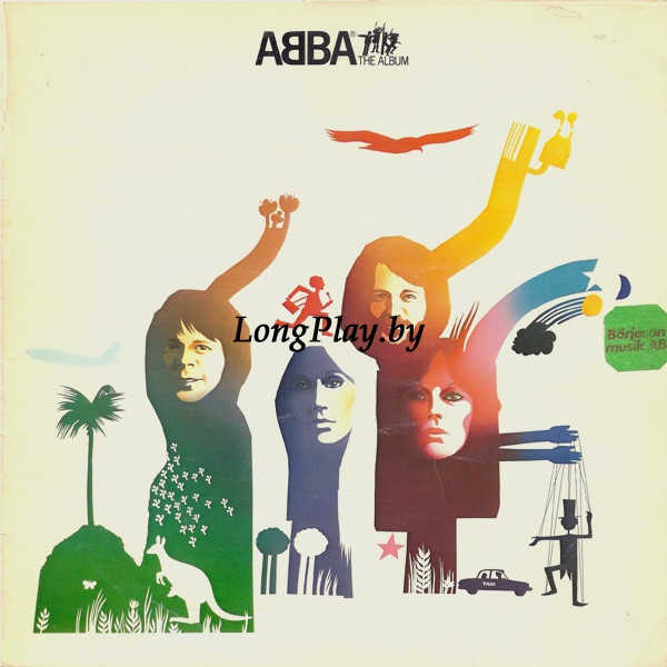 ABBA ‎ - The Album