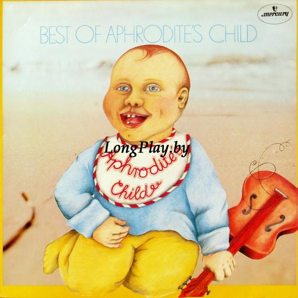 Aphrodite's Child ‎ - Best Of Aphrodite's Child