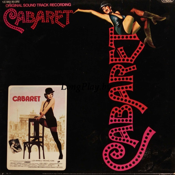 Barbra Streisand = Ralph Burns ‎ - Cabaret - Original Soundtrack Recording