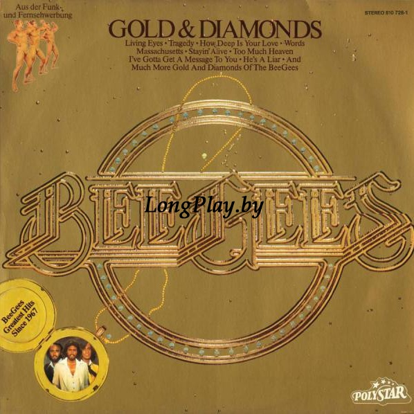 Bee Gees ‎ - Gold & Diamonds