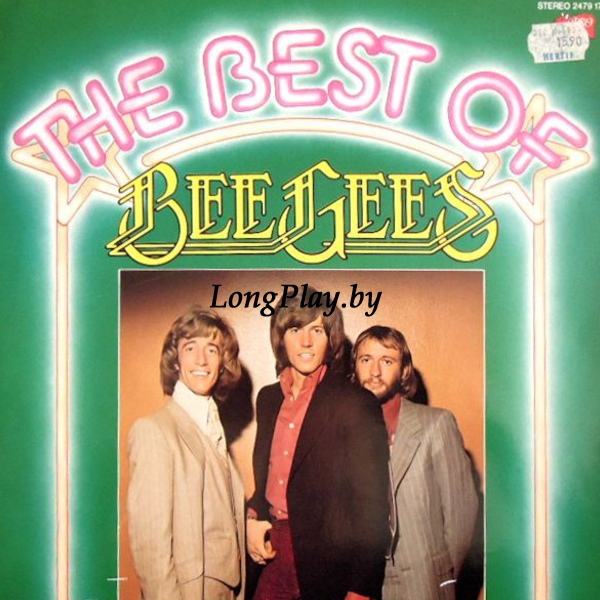 Bee Gees ‎ - The Best Of Bee Gees
