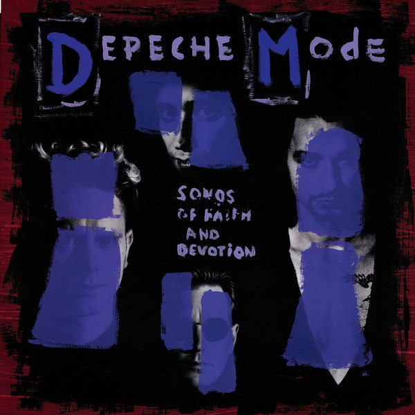 Depeche Mode ‎ - Songs Of Faith And Devotion