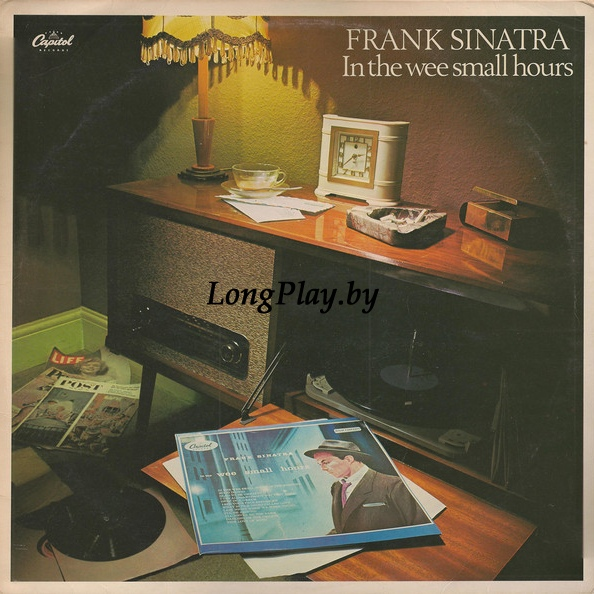Frank Sinatra ‎ - In The Wee Small Hours