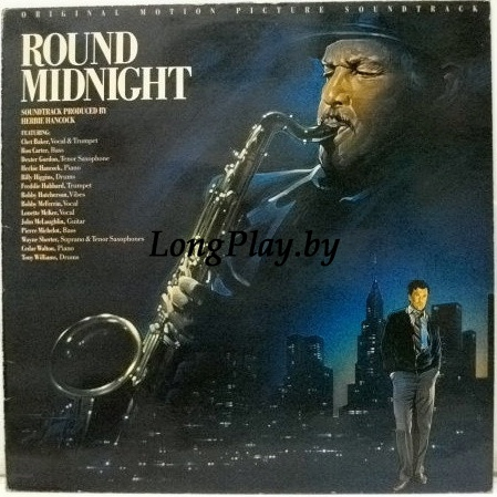 Herbie Hancock - Round Midnight - Original Motion Picture Soundtrack