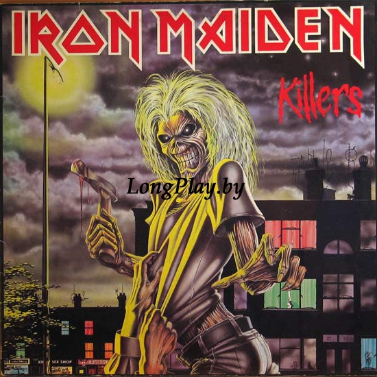 Iron Maiden ‎ - Killers G