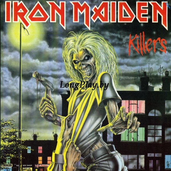 Iron Maiden  - Killers RUS