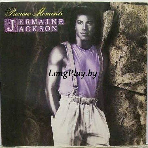 Jermaine Jackson ‎ - Precious Moments