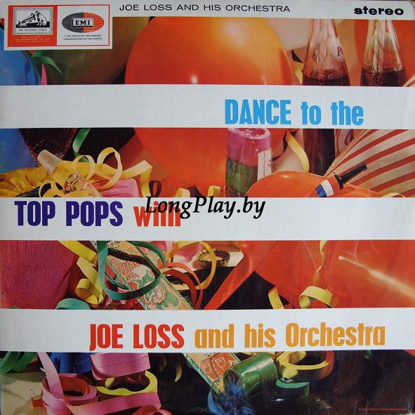 Joe Loss And His Orchestra - Dance To The Top Pops