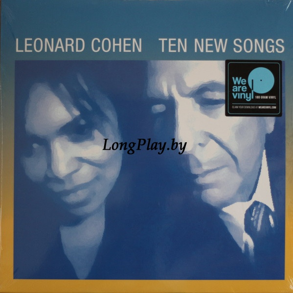 Leonard Cohen  - Ten New Songs
