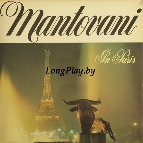 Mantovani And His Orchestra - In Paris