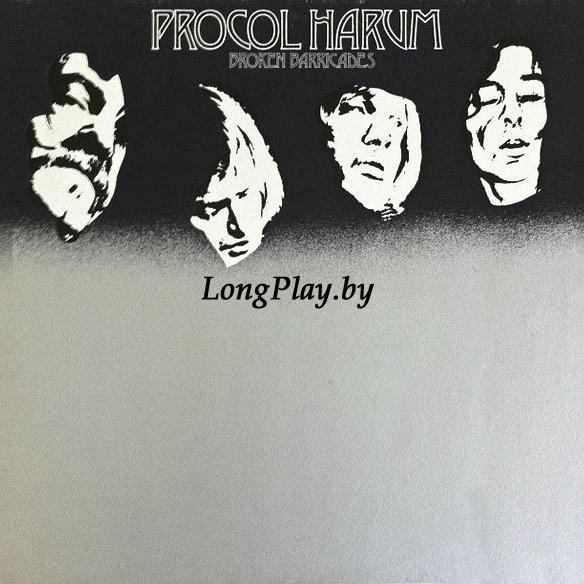 Procol Harum ‎ - Broken Barricades