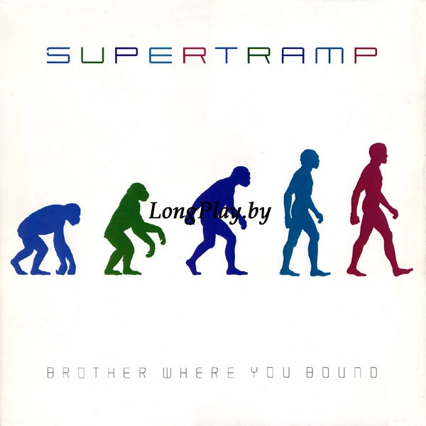 Supertramp ‎ - Brother Where You Bound ++