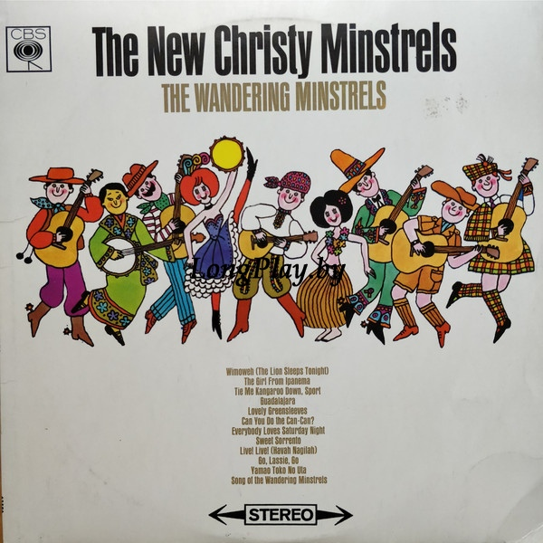 The New Christy Minstrels  - The Wandering Minstrels