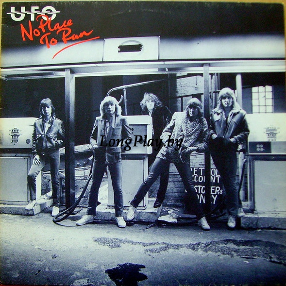 UFO - No Place To Run
