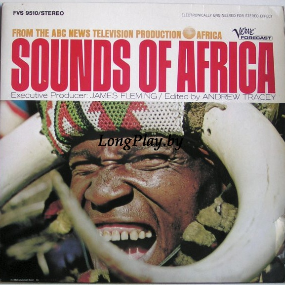 Unknown Artist ‎ - Sounds Of Africa