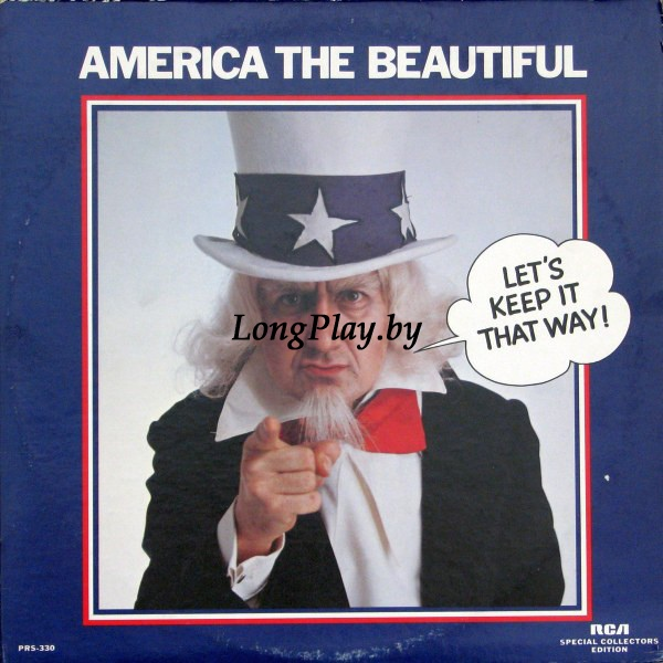 Various  - America The Beautiful (Let's Keep It That Way)