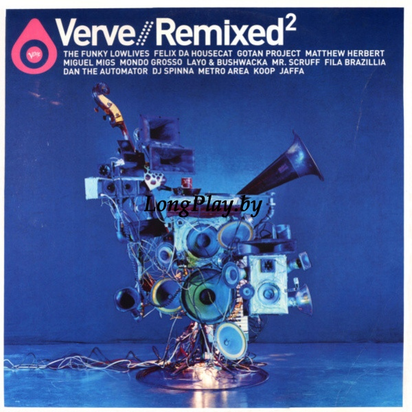 Various  - Verve // Remixed²