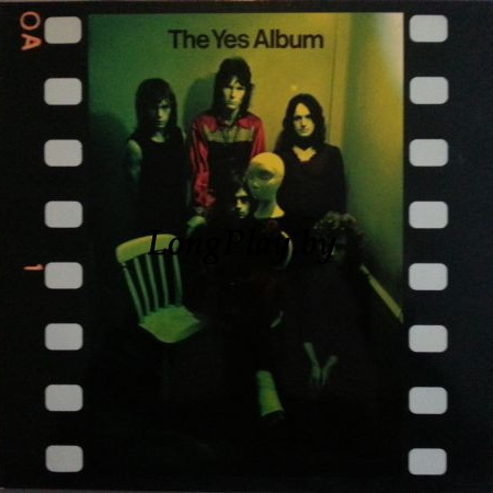 Yes ‎ - The Yes Album