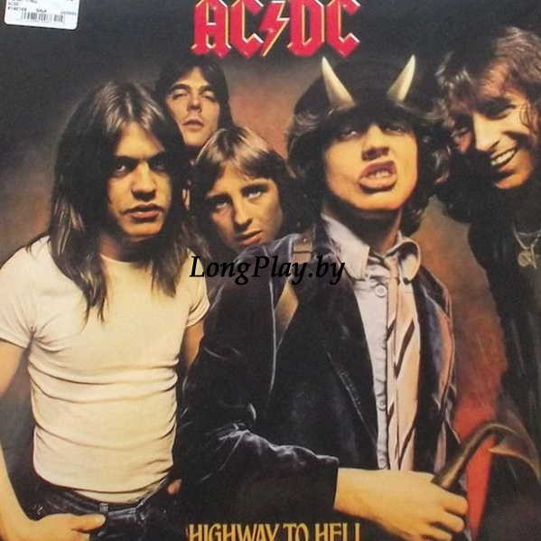 AC/DC ‎ - Highway To Hell n