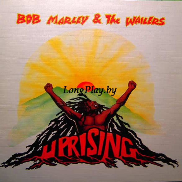Bob Marley & The Wailers ‎ - Uprising