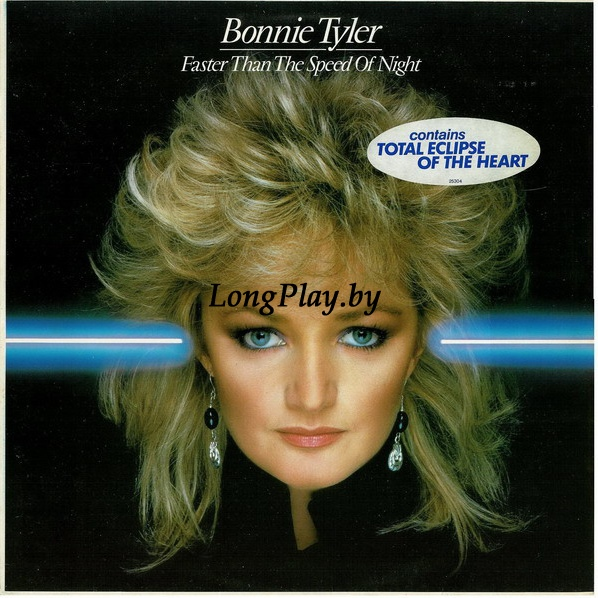 Bonnie Tyler ‎ - Faster Than The Speed Of Night