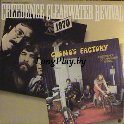 Creedence Clearwater Revival ‎ - 1970 = Cosmo's Factory/Pendulum