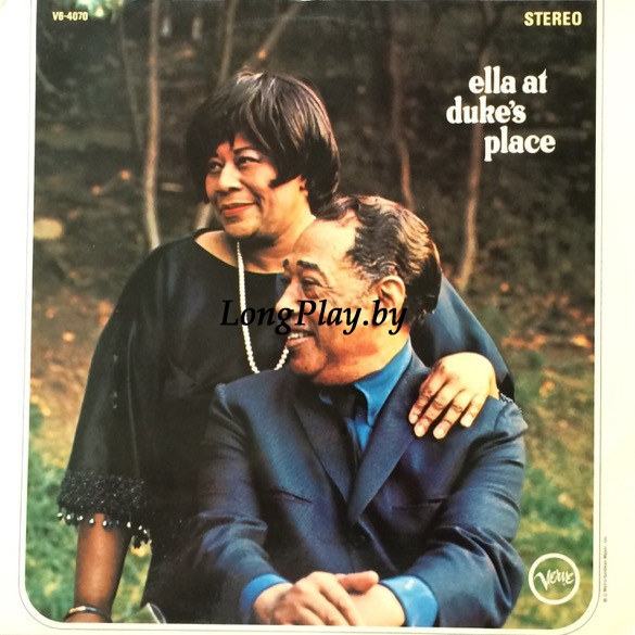 Ella Fitzgerald And Duke Ellington  - Ella At Duke's Place