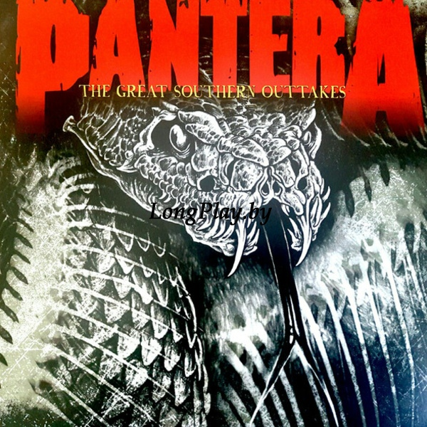 Pantera ‎ - The Great Southern Outtakes