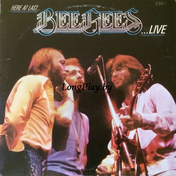 Bee Gees ‎ - Here At Last - Live