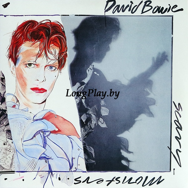 David Bowie ‎ - Scary Monsters ++