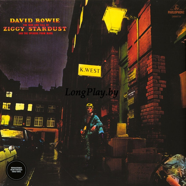 David Bowie  - The Rise And Fall Of Ziggy Stardust And The Spiders From Mars ++