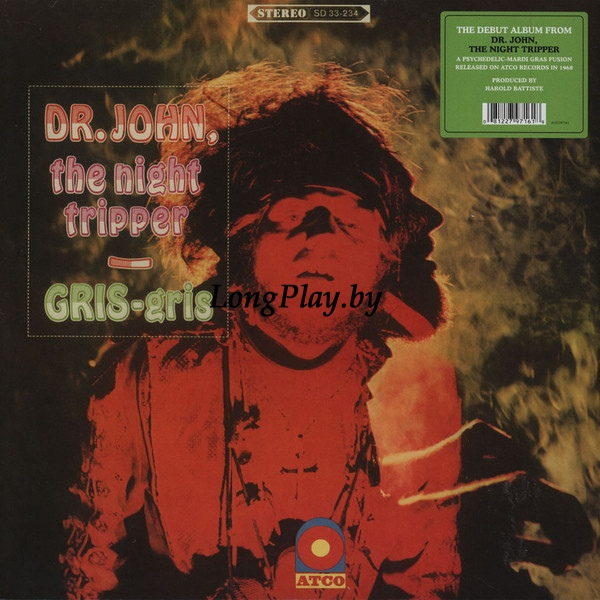 Dr. John, The Night Tripper - Gris-Gris ++