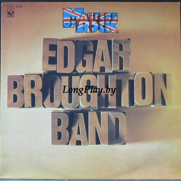 Edgar Broughton Band - Masters Of Rock