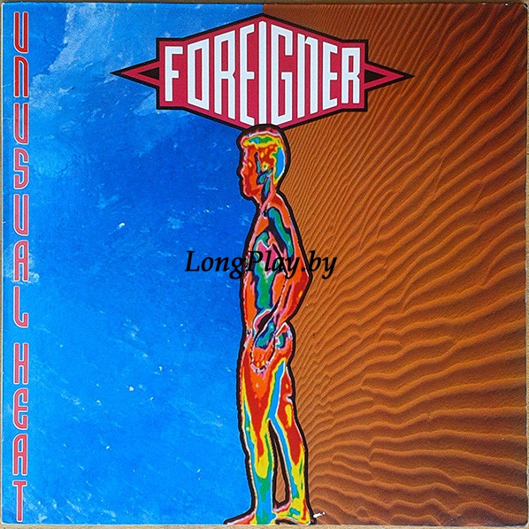Foreigner ‎ - Unusual