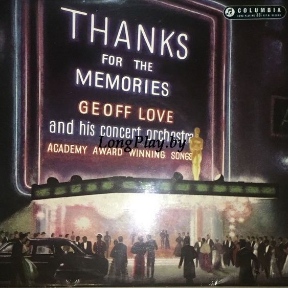 Geoff Love & His Orchestra  - Thanks For The Memories