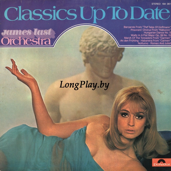James Last Orchestra - Classics Up To Date