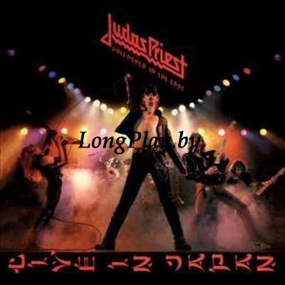 Judas Priest ‎ - Unleashed In The East (Live In Japan) ++