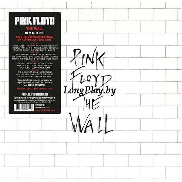Pink Floyd ‎ - The Wall ++