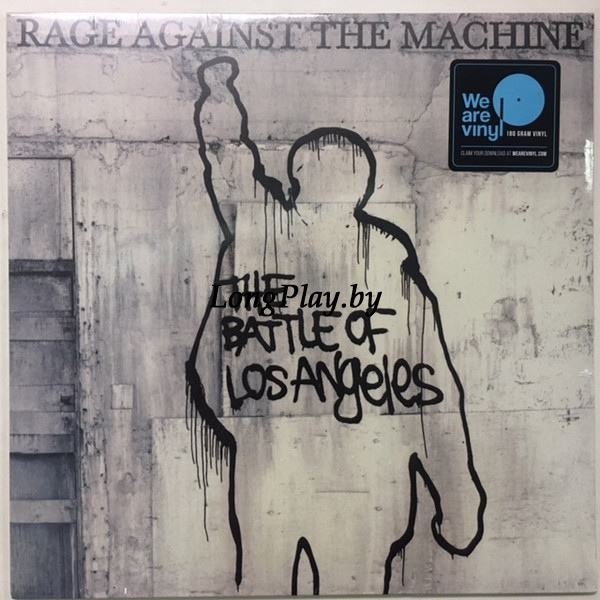 Rage Against The Machine - The Battle Of Los Angeles ++