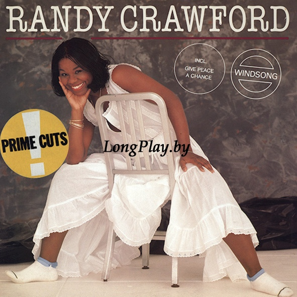 Randy Crawford ‎ - Windsong
