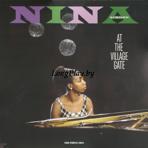 Nina Simone ‎ - At The Village Gate