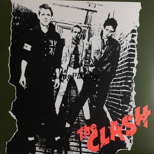 The Clash ‎ - The Clash++