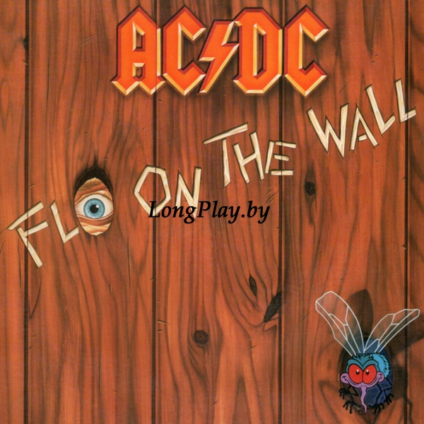 AC/DC ‎ - Fly On The Wall