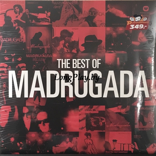 Madrugada ‎ - The Best Of Madrugada +