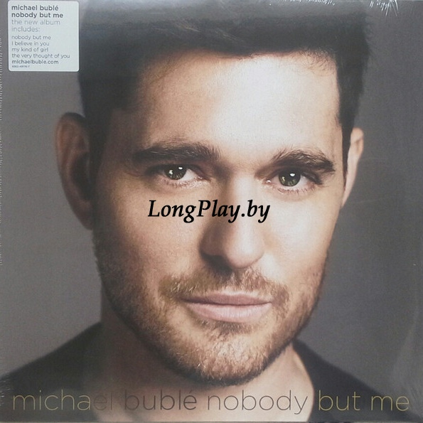 Michael Buble ‎ - Nobody But Me +