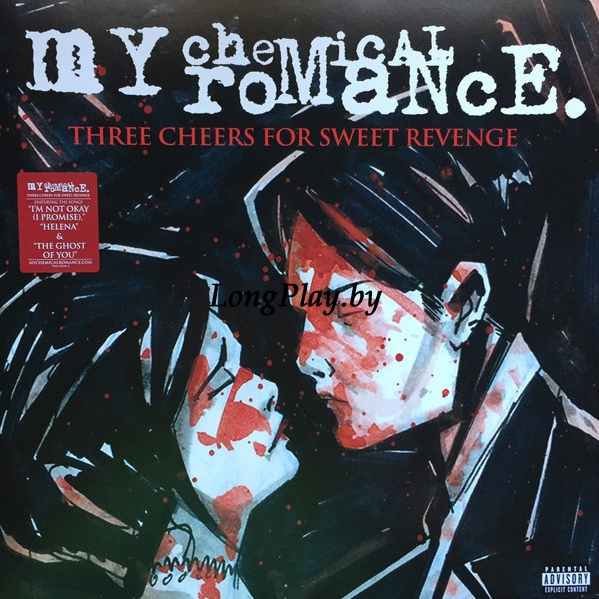 My Chemical Romance ‎ - Three Cheers For Sweet Revenge +