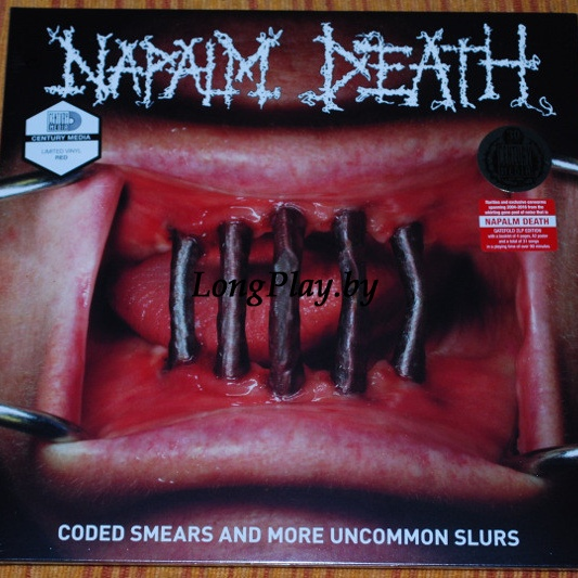 Napalm Death  - Coded Smears And More Uncommon Slurs ++
